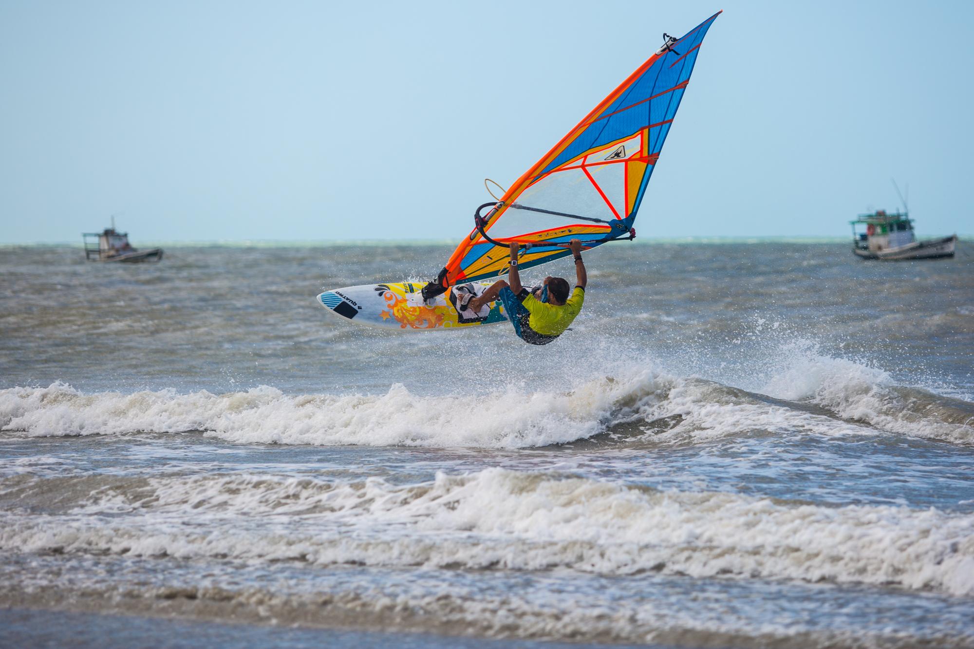 WInd surfing vacation in Vila Big - Sao Miguel do Gostoso