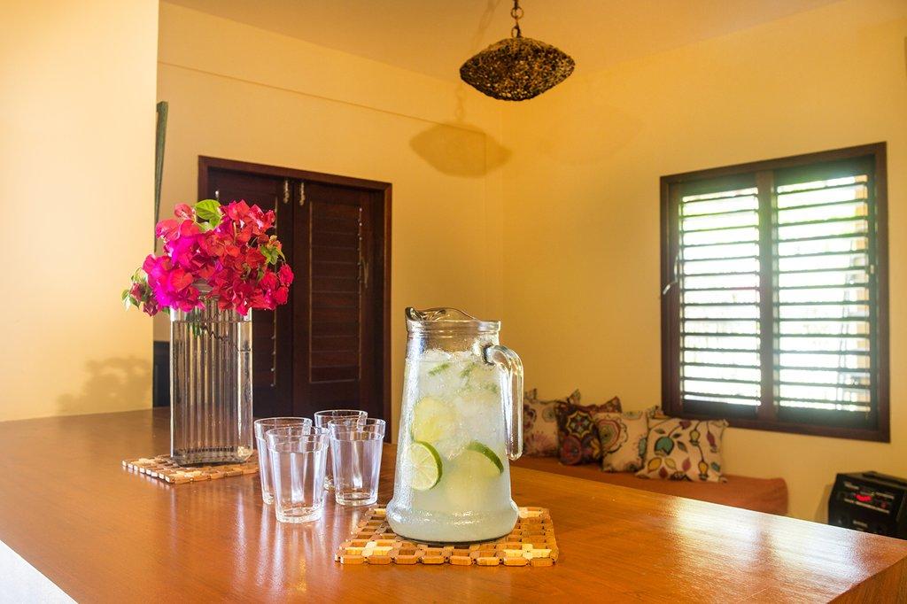 inside look of Vila Big accommodation in Sao Miguel do Gostoso - RN - Brasil