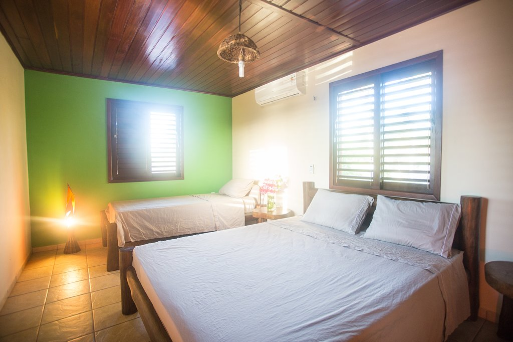 triple room in Vila Big